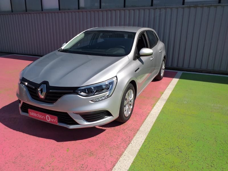 annonce RENAULT MEGANE 1.3L Tce 115 First Edition neuf Brest Bretagne