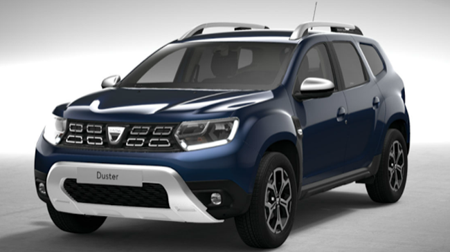 photo DACIA DUSTER Prestige Blue dCi 115
