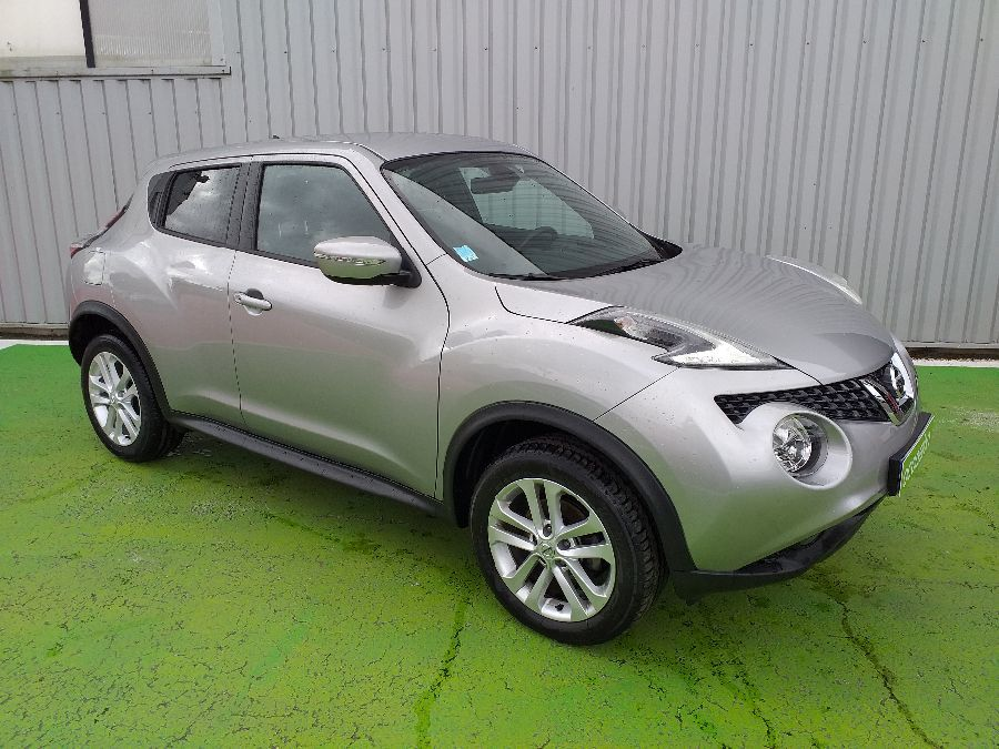 photo NISSAN JUKE 1.5 dCi 110 N-Connecta