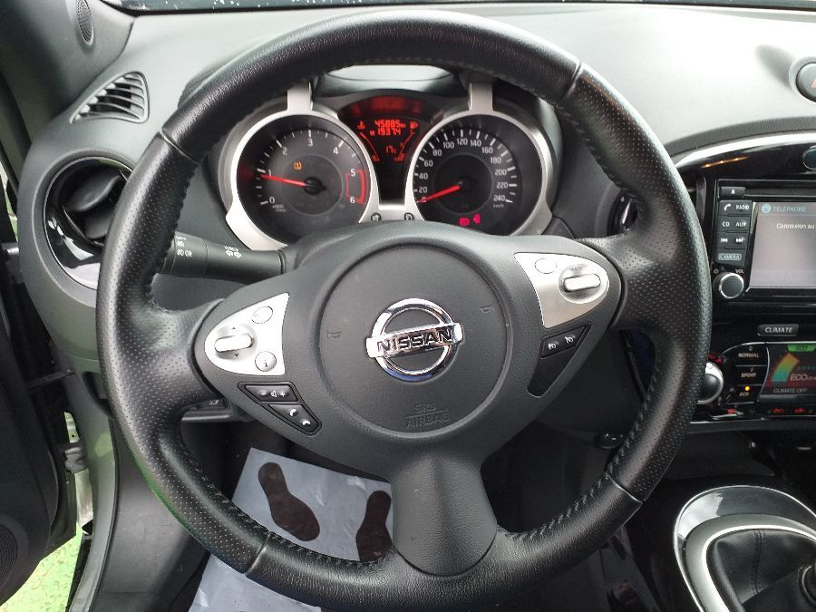 annonce NISSAN JUKE 1.5 dCi 110 N-Connecta occasion Brest Bretagne