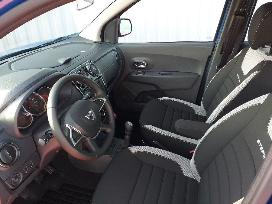 annonce DACIA LODGY Stepway dCi 115 - 7 PLACES neuf Brest Bretagne