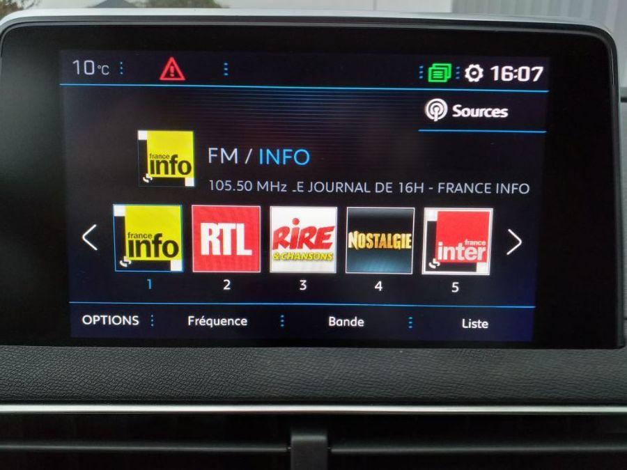 annonce PEUGEOT 3008 Puretech 130 cv EAT6 Crossway occasion Brest Bretagne