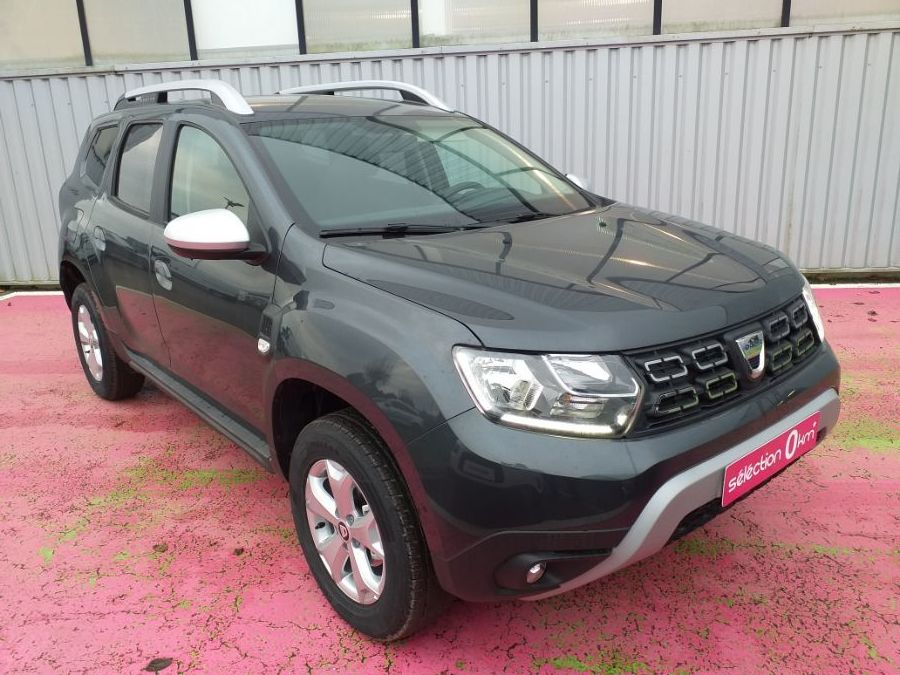 photo DACIA DUSTER ECO-G 115 CONFORT