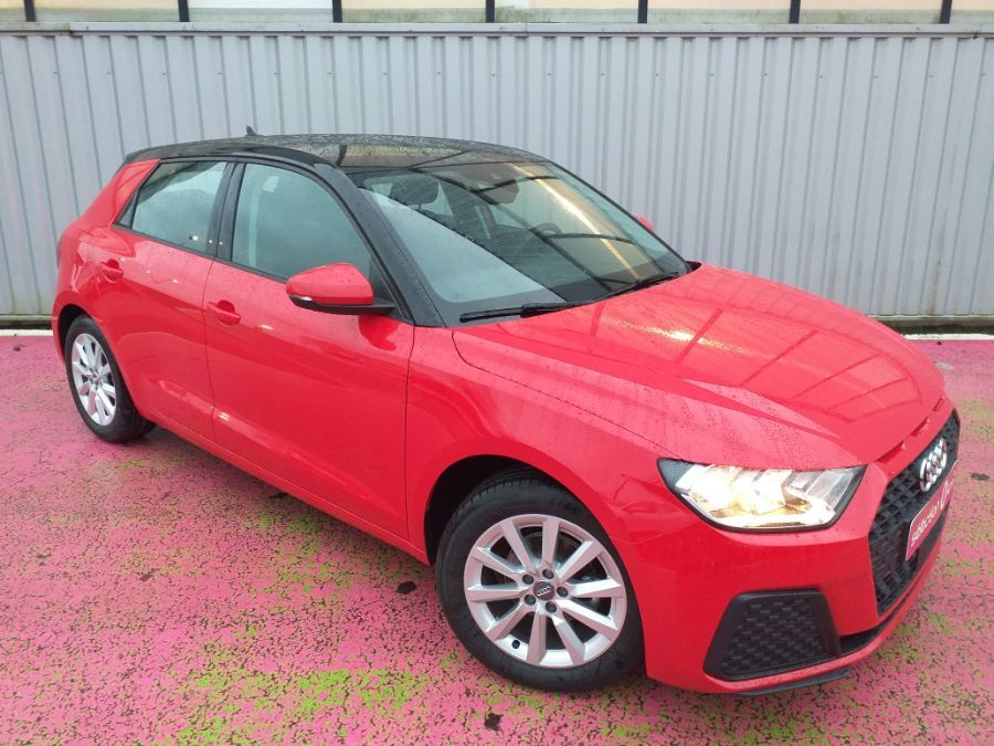 photo AUDI A1 SPORTBACK ADVANCED 25 TFSI 95CV