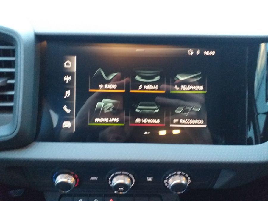 annonce AUDI A1 SPORTBACK ADVANCED 25 TFSI 95Ch neuf Brest Bretagne