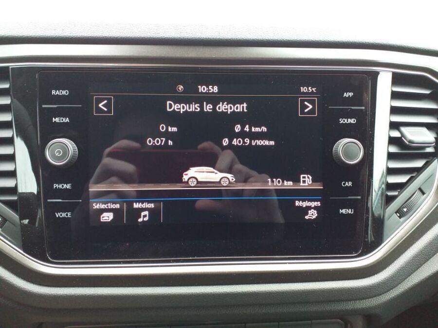 annonce VOLKSWAGEN T ROC 2.0 TDI 150 ADVANCE DSG neuf Brest Bretagne