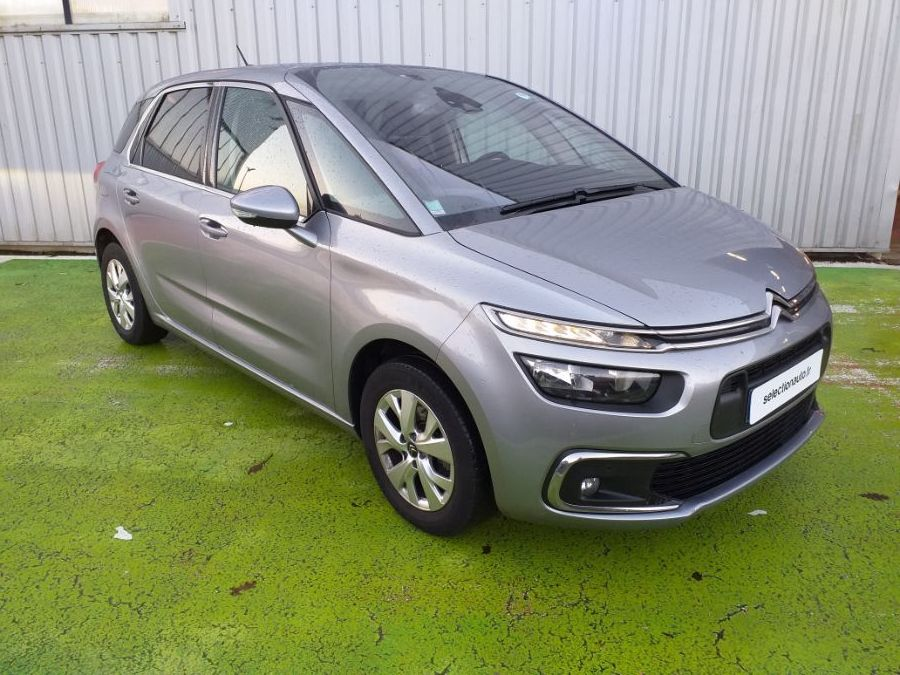photo CITROEN C4 SPACETOURER BLUEHDI 120 S&S FEEL