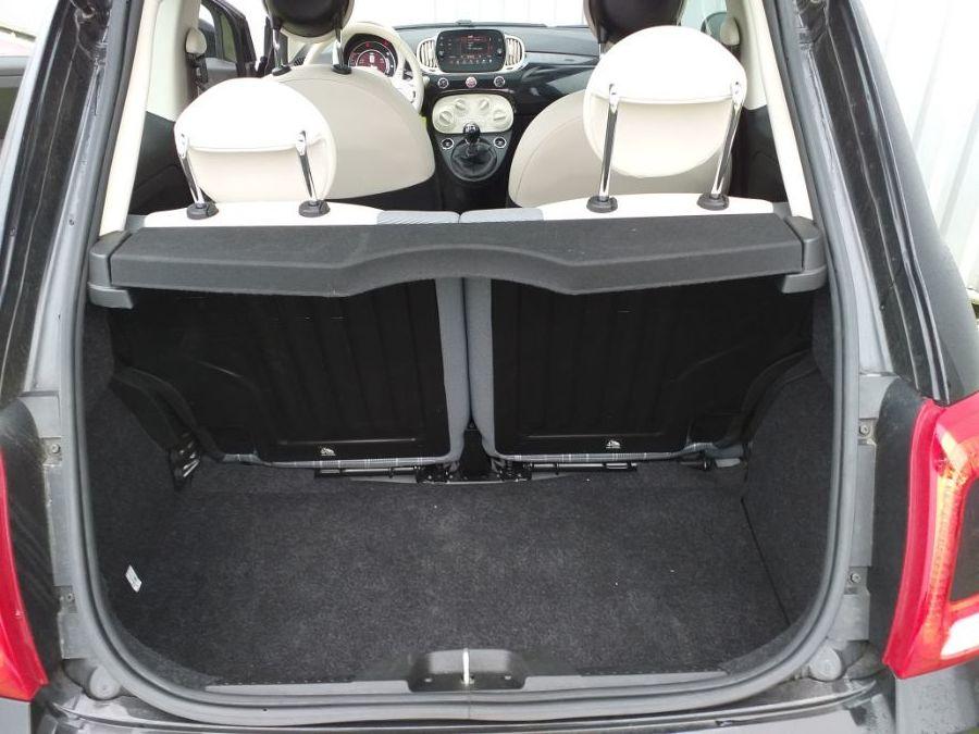 annonce FIAT 500 1.2 69 ch Lounge occasion Brest Bretagne