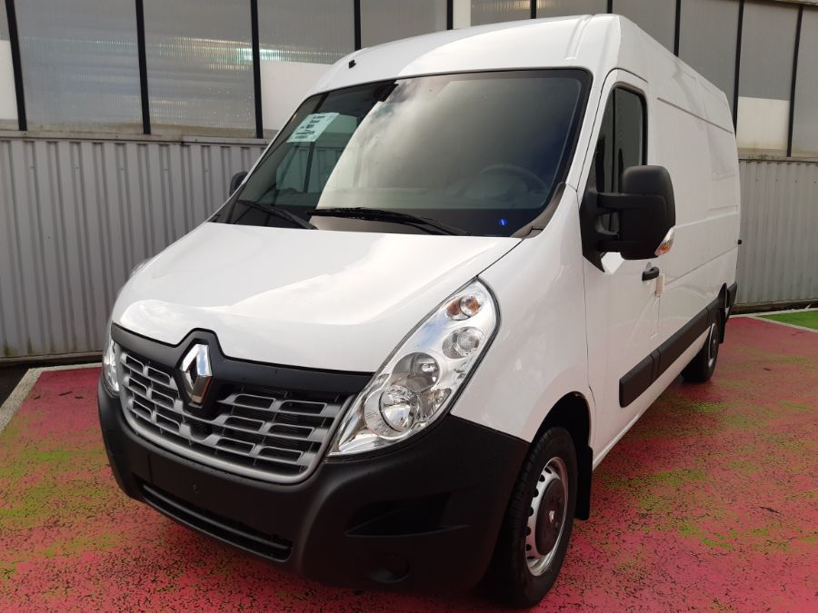 photo RENAULT MASTER FGN L2H2 3.5t 2.3 dCi 145 ENERGY E6 CONFORT