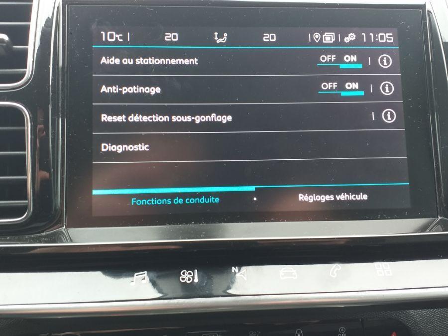 annonce CITROEN C5 AIRCROSS Blue HDi 130 S&S BVM6 Feel occasion Brest Bretagne