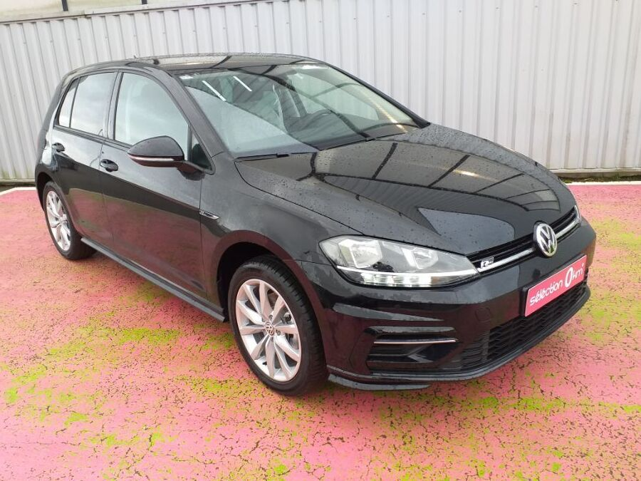 photo VOLKSWAGEN GOLF 1.6 TDI 115 CONFORTLINE + PACK RLINE