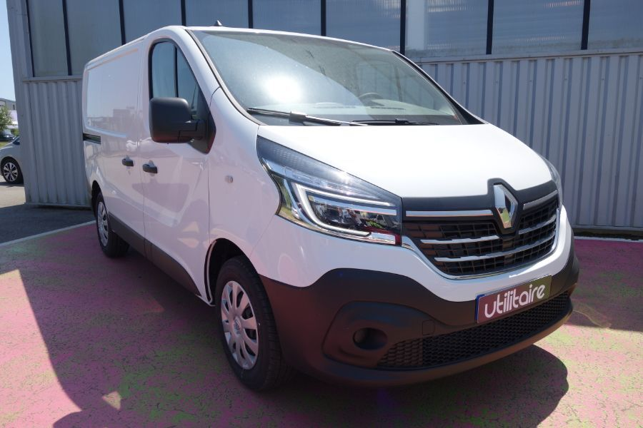 photo RENAULT TRAFIC L1H1 1000 KG DCI 120 GRAND CONFORT
