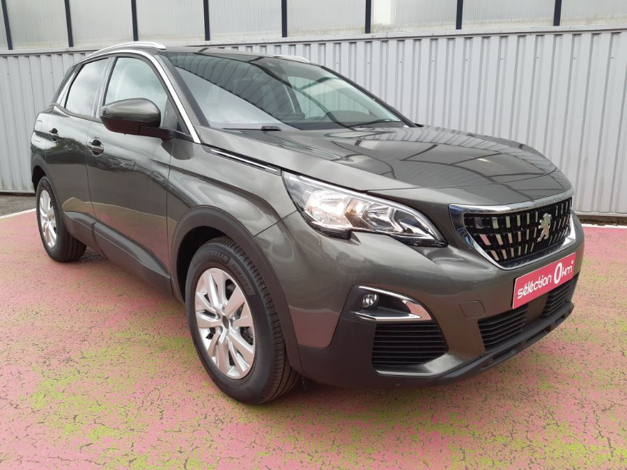 photo PEUGEOT 3008 BLUEHDI 130CH S S BVM6 ACTIVE