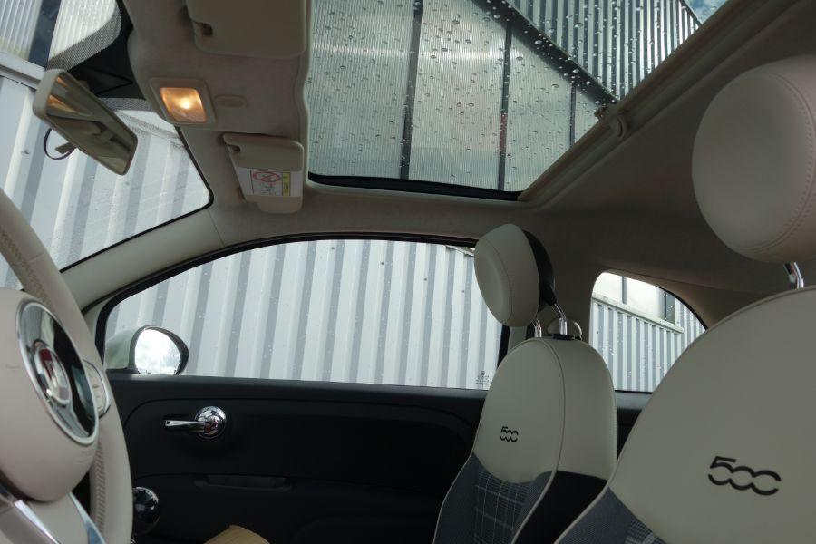annonce FIAT 500 1.2 69 CV LOUNGE neuf Brest Bretagne