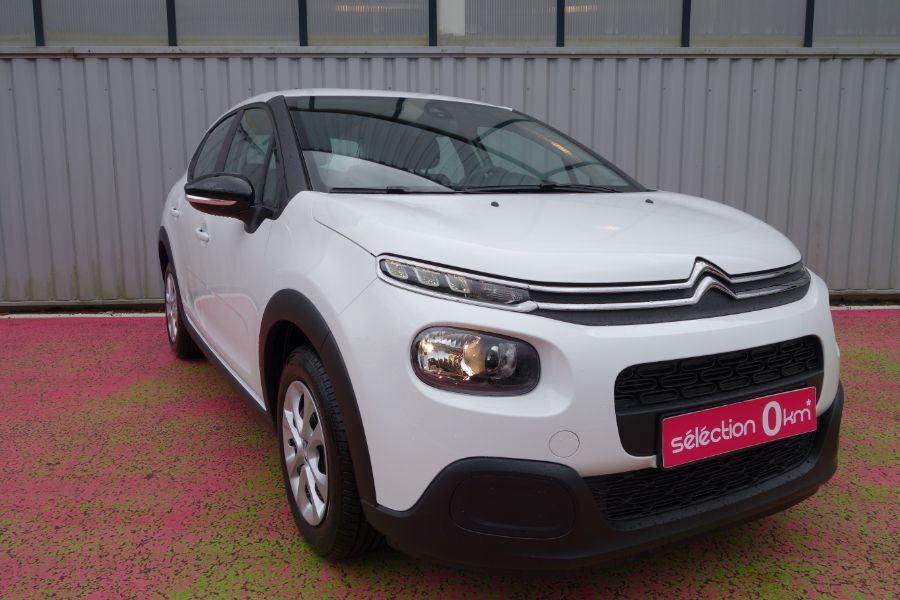photo CITROEN C3 PURETECH 82 CV FEEL