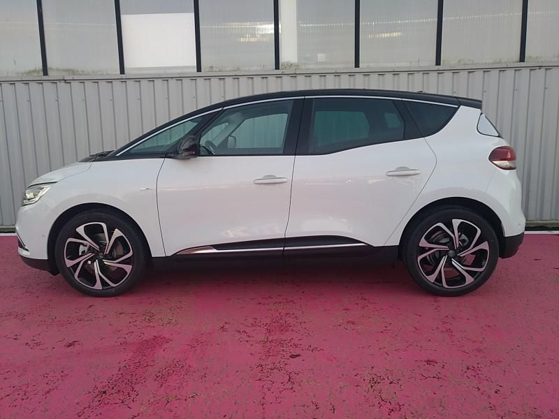 annonce RENAULT SCENIC Bose Tce 140 EDC neuf Brest Bretagne