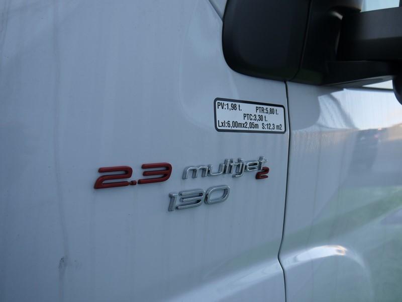 annonce FIAT DUCATO TOLE 3.3 M H2 2.3 MJT 130 EURO 6 PACK PRO NAV neuf Brest Bretagne