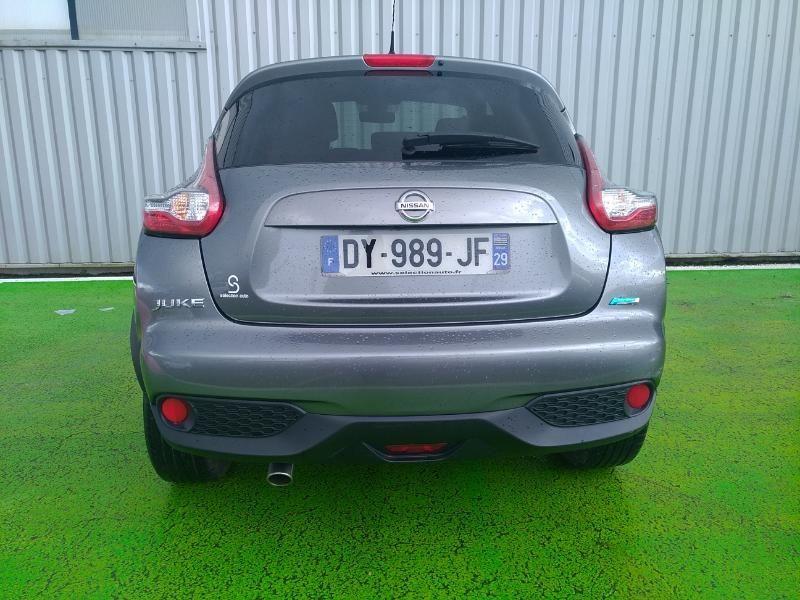 annonce NISSAN JUKE 1.5 dCi 110 Connect Edition occasion Brest Bretagne