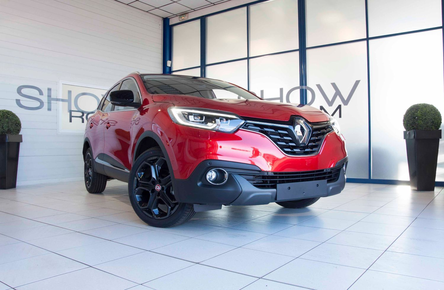 voiture renault kadjar 1 6 dci 130 ch energy black edition occasion diesel 2017 20 km. Black Bedroom Furniture Sets. Home Design Ideas