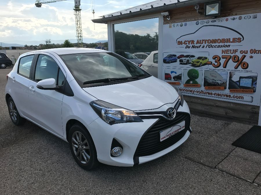 saint cyr automobiles toyota yaris 1 0 vvt i city saint cyr 07430 annonce 41559. Black Bedroom Furniture Sets. Home Design Ideas